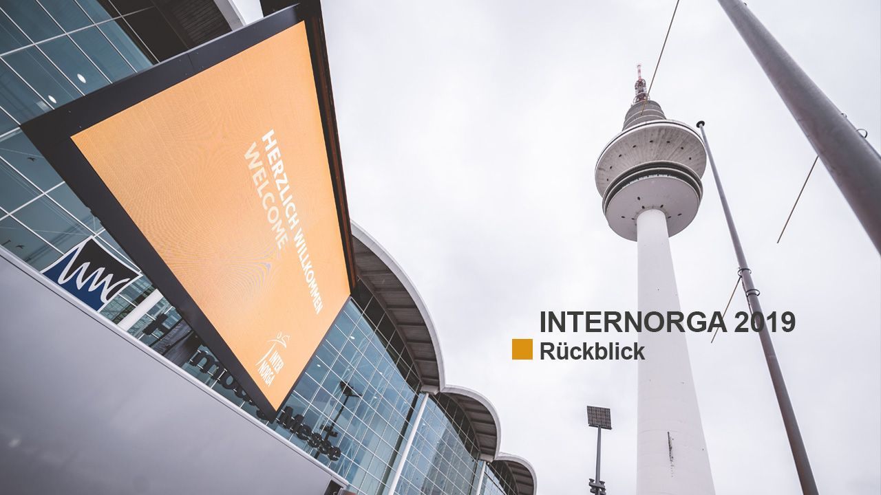 Europe's leading trade show for foodservice and hospitality - INTERNORGA